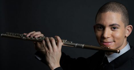 Anthony Trionfo, flutist